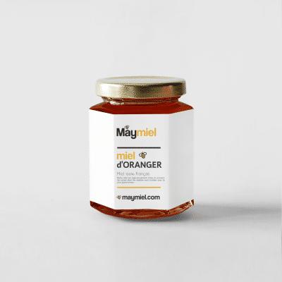 Miel-oranger